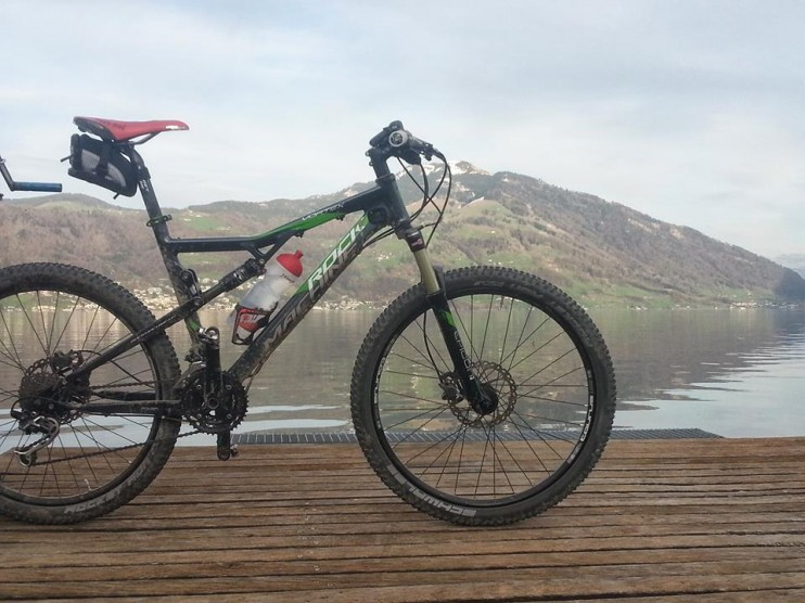 My life journey with Mountain Biking