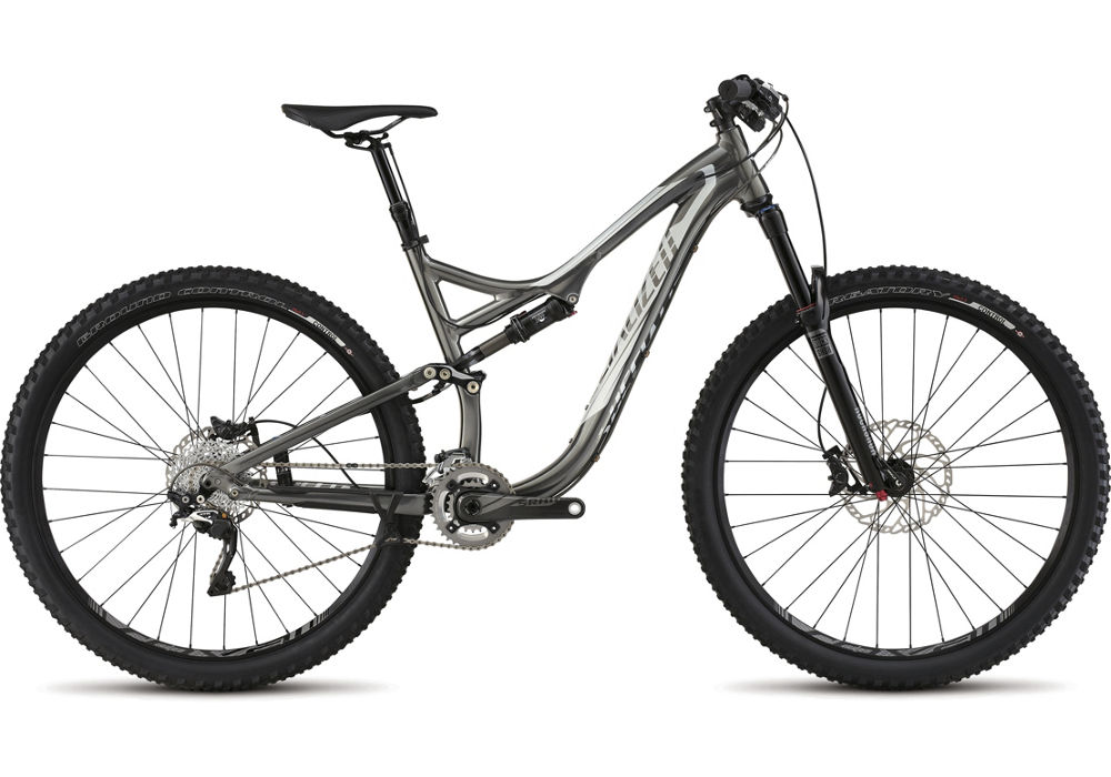 2015 Specialized Stunpjumper FSR Elite