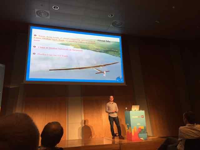 Docker Monitoring Presentation
