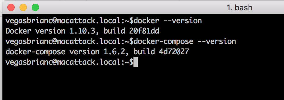 Review - Docker for Mac