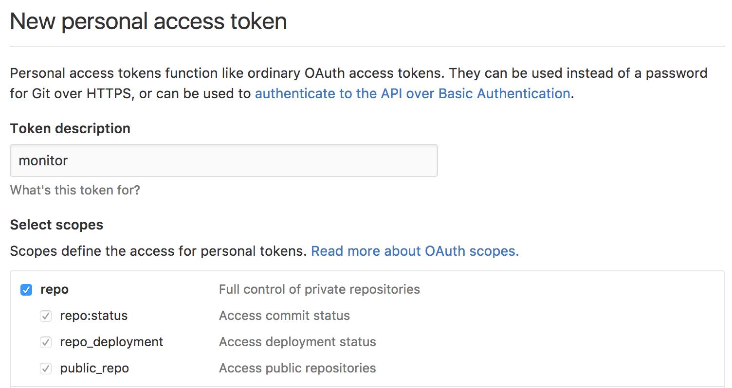GitHub Token