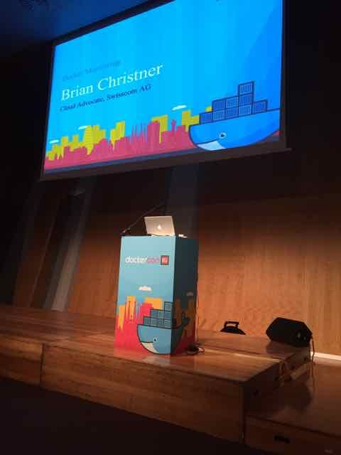 2015 DockerCon EU Debrief