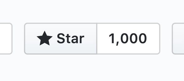 Docker Prometheus Project Road to 1,000 Stars